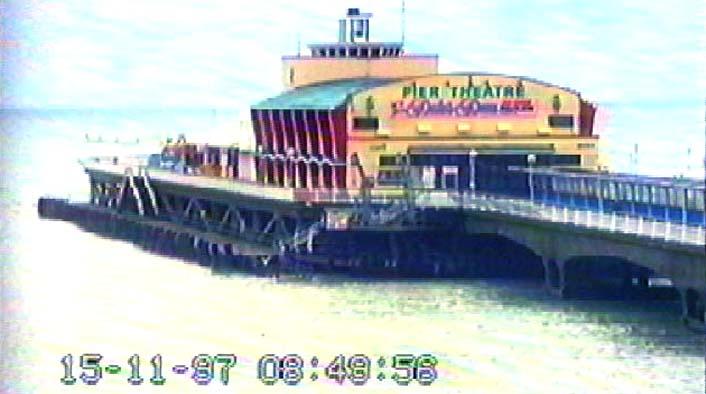 Pleasure City - Video Still (Bournemouth Pier)