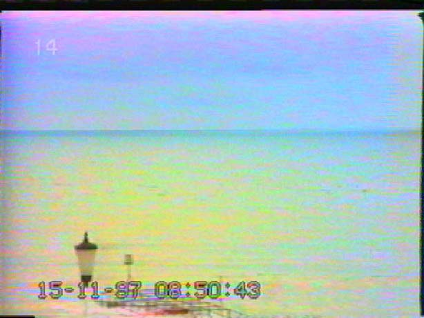 Pleasure City - Video Still (beach sunset)